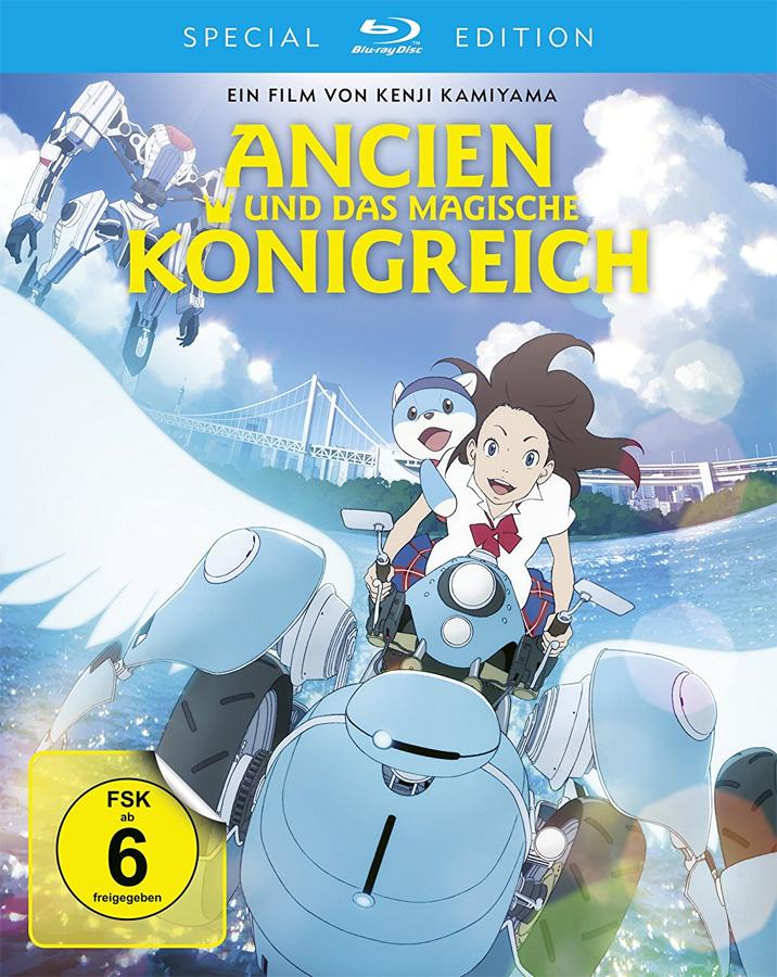 Erlebe eine fantastische Reise ins Königreich Heartland - Der Anime F