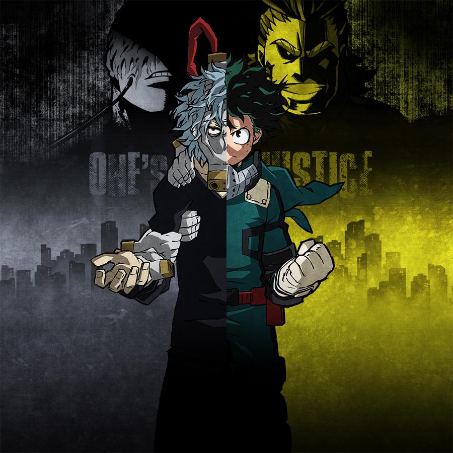 Bandai Namco kündigt das Action Spiel My Hero Academia: One's Justice