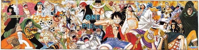 One Piece geht in der Weekly Shonen Jump #44 weiter