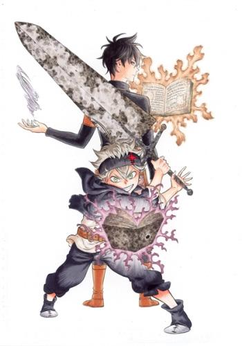 Black Clover (Burakku Kuroba)
