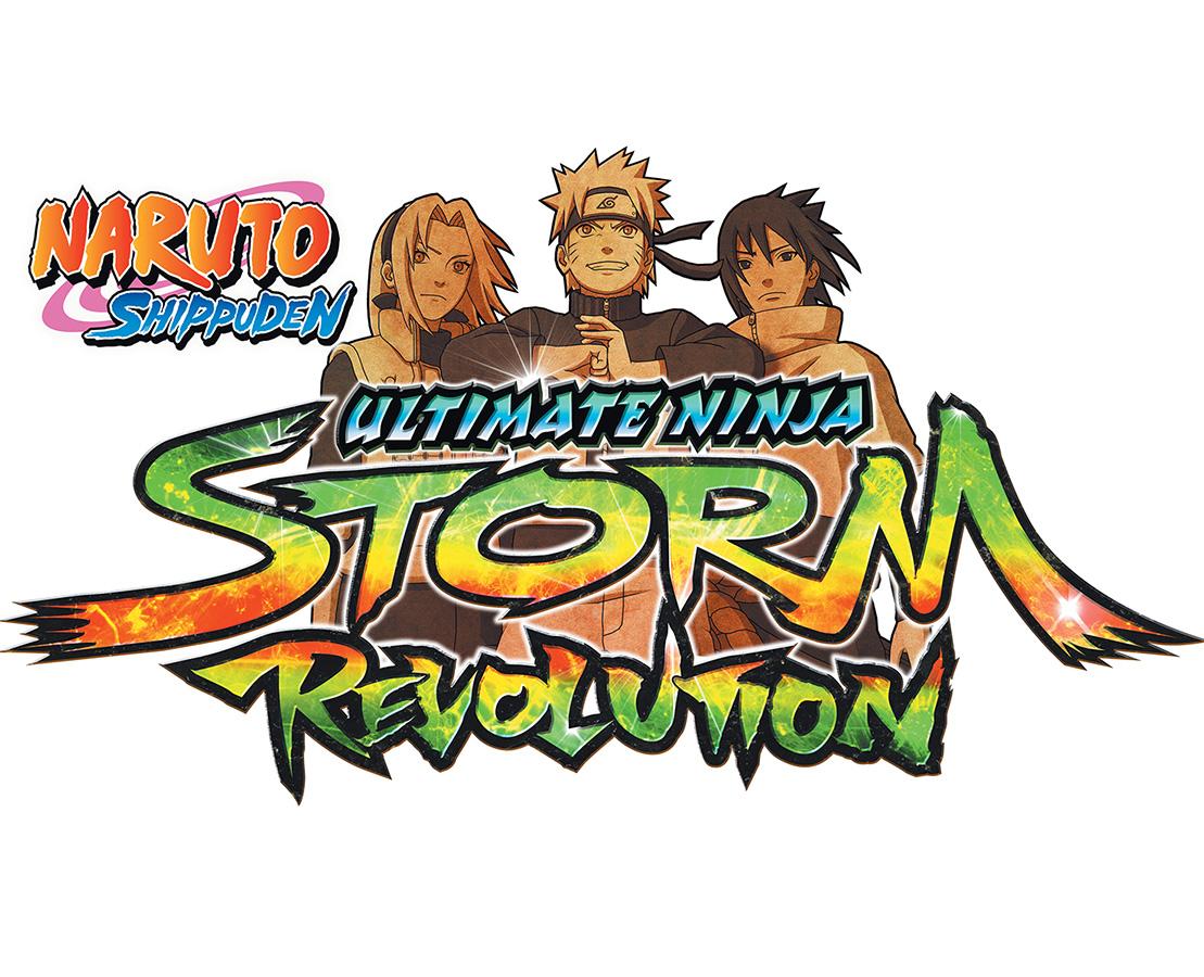 Neues Naruto Spiel für 2014 angekündigt: Narutimate Storm Revolution