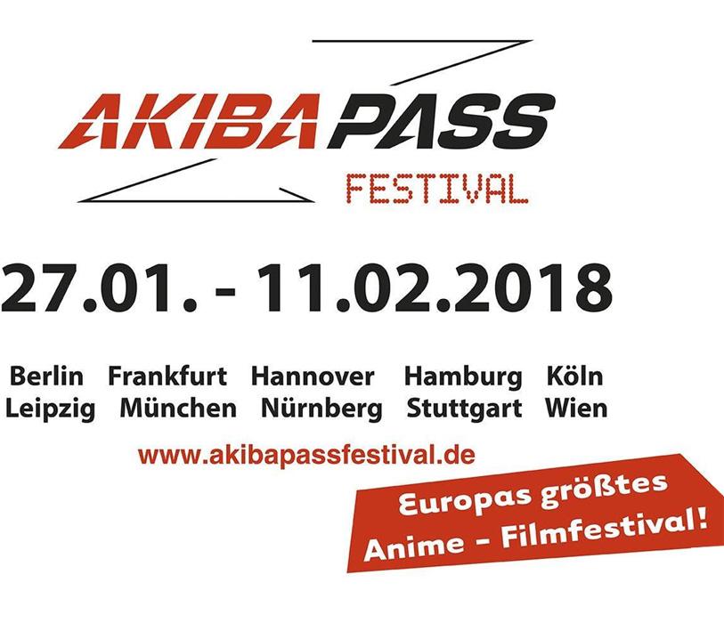 AKIBA PASS Festival 2018 vom 27.01.2018 bis 11.02.2018 in Hamburg, Ber