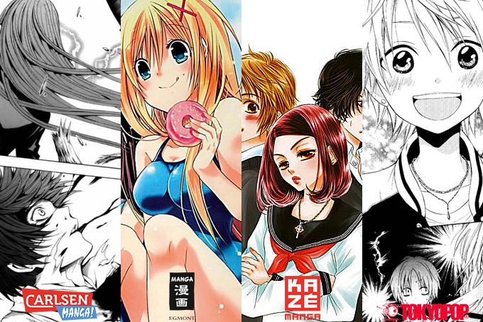 Januar 2014: Manga Monatsübersicht
