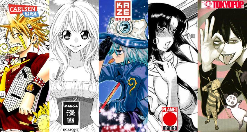 Juli 2013: Manga Monatsübersicht von Carlsen Manga, Egmont Manga (EMA