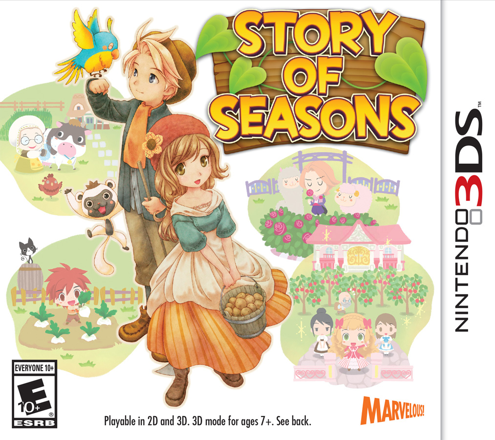 Harvest Moon - Story of Seasons für Europa bestätigt