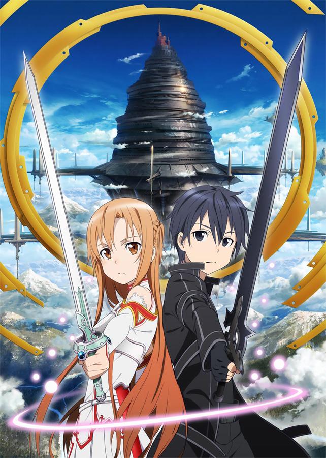 Deutsche Erstausstrahlung: Sword Art Online ab dem 27. Februar 2018 au