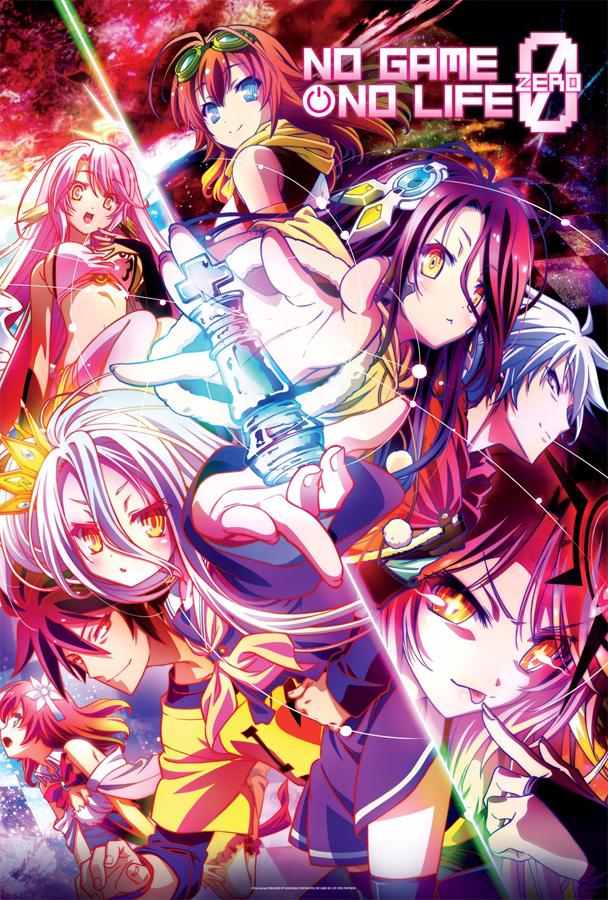 Der Animefilm No Game No Life Zero erscheint am 7. sowie 10. Juni 2018