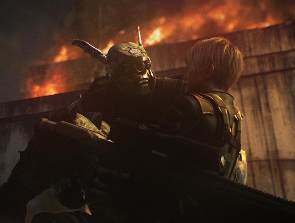 Im Sommer 2014 veröffentlicht Sony Pictures den neuen ScFi-CGI-Krache