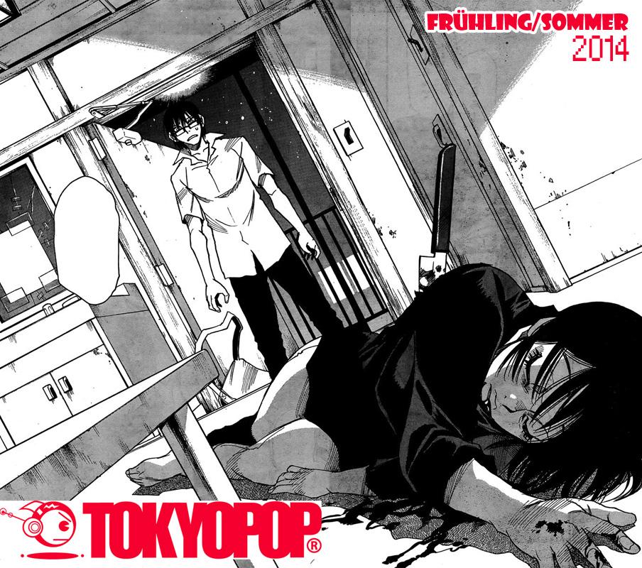 Tokyopop - Das Manga Programm für Frühling/Sommer 2014 *Update*