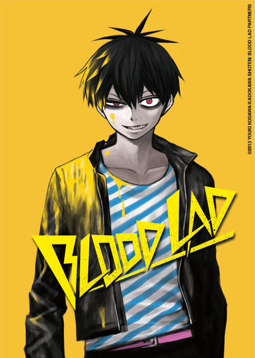 Neu bei Watchbox: Blood Lad, God Eater, Concrete Revolutio und Black R
