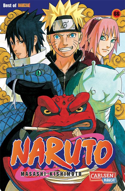 Naruto - Band 66