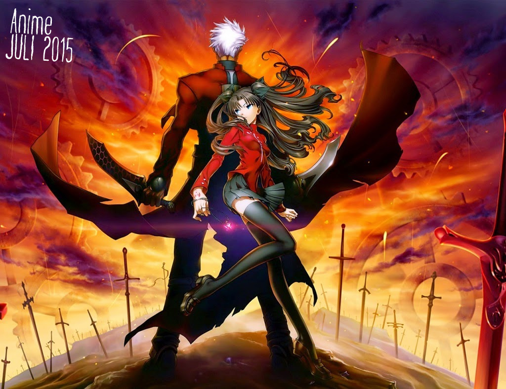 Juli 2015: Anime Monatsübersicht