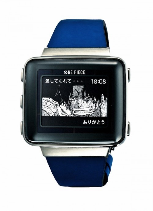 One Piece Uhr