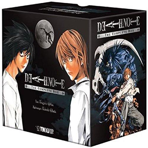 Die Death Note Complete Box ist wieder da