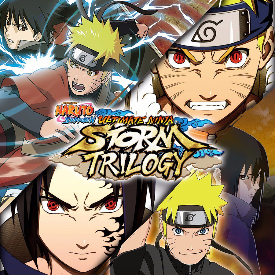 Naruto Shippuden: Ultimate Ninja Storm Trilogy kommt für die Nintendo