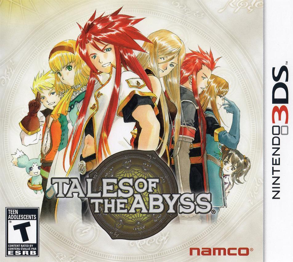 Tales of the Abyss für Nintendo 3DS ab sofort wieder erhältlich!