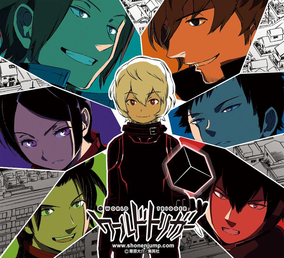 Shonen Jump Serie World Trigger von Daisuke Ashihara erhält eine Anim