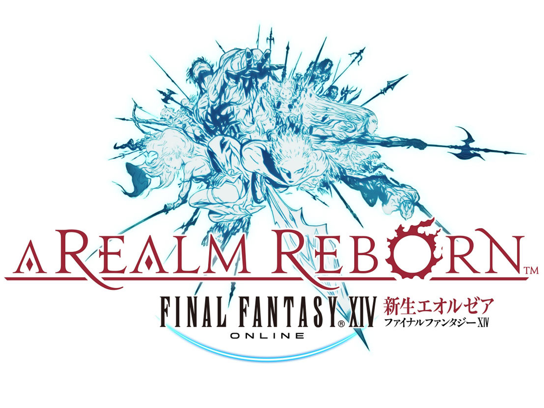 Final Fantasy XIV: A Realm Reborn Live-Action TV-Spot