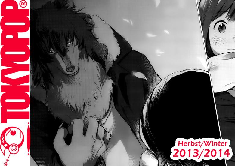 Tokyopop - Das Manga Programm für Herbst/Winter 2013/2014