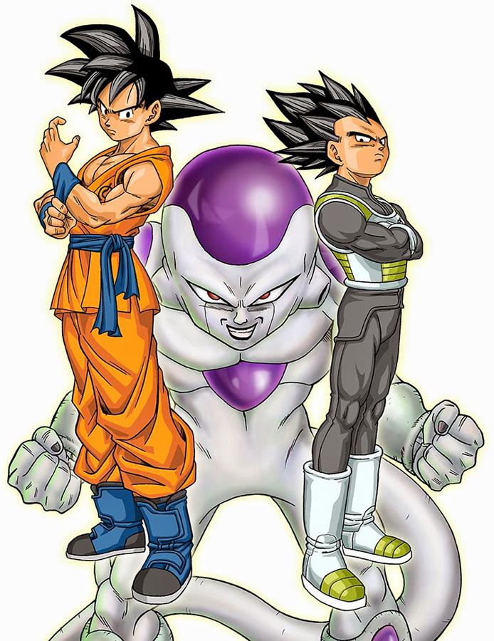 """Dragon Ball Z: Revival of """"F"""" One-Shot von Toyotaro"""