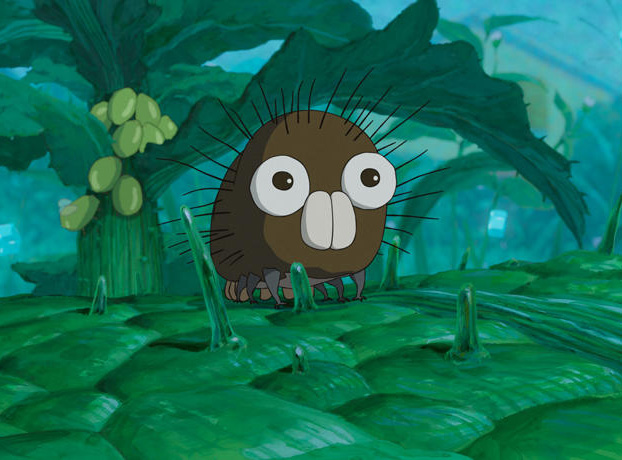 Hayao Miyazakis Anime Kurzfilm Kemushi no Boro startet offiziell am 21