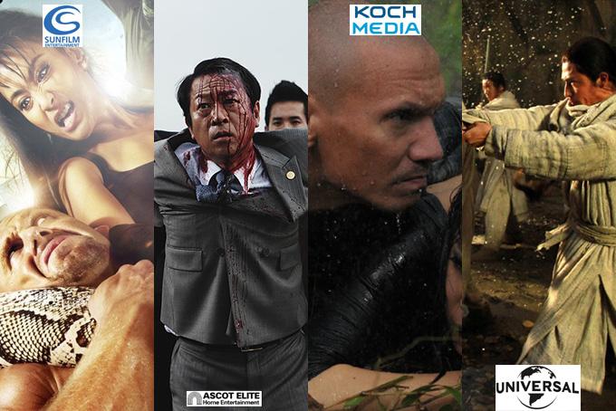 Oktober 2013: Realfilm Monatsübersicht von Sunfilm, Ascot Elite, Koch