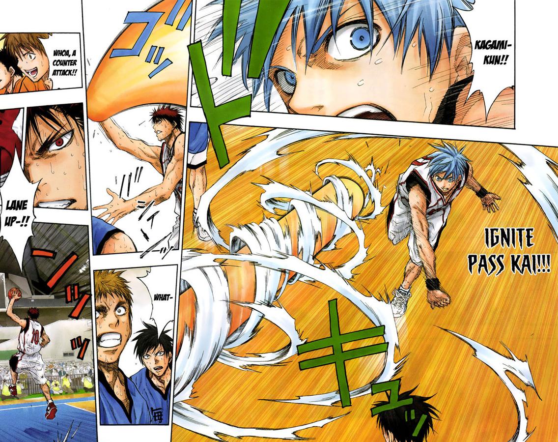 Tadatoshi Fujimakis Basketball-Serie Kuroko no Basket endet in der kom
