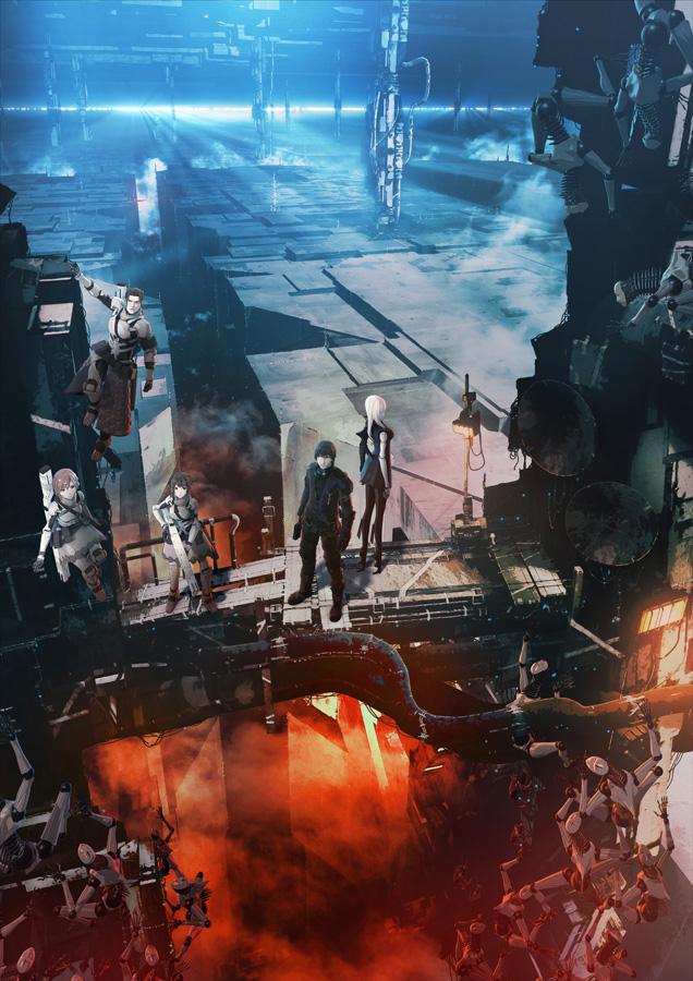 Der Movie zum Cyberpunk-Kult-Manga BLAME! erscheint am 23. Februar 201
