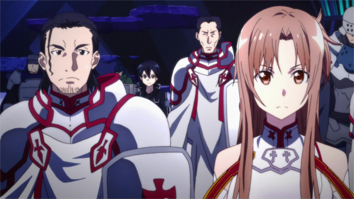 Sword Art Online II, Episode 25