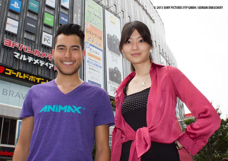 Kawaii - Das neue Animax-Magazin startet am 05. Oktober 2013 auf dem P
