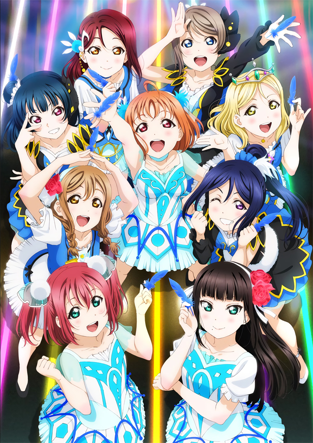 Das Konzert Love Live! Sunshine!! Wonderful Stories ab Juli 2018 im Ki