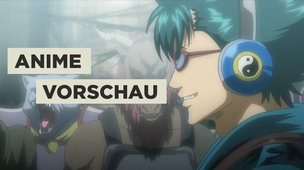 Das Animeprogramm auf ProSieben MAXX für die kommenden Tage vom 12. b