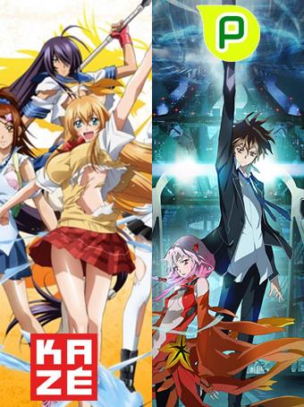 Juni 2013: Anime Monatsübersicht von Kazé und peppermint anime