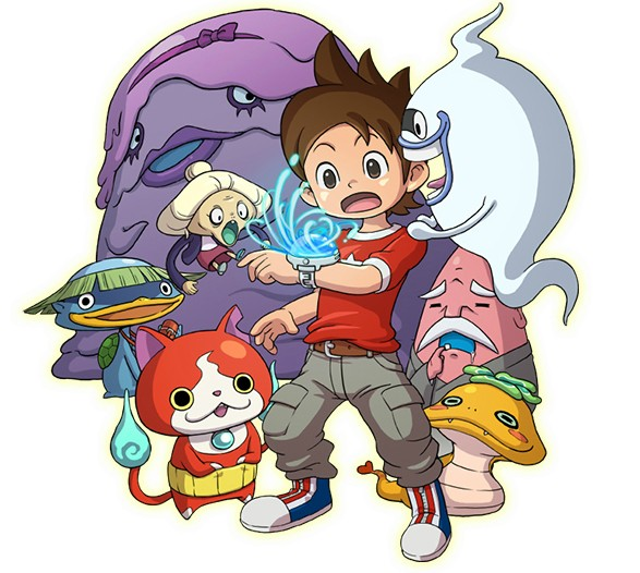 Neues Franchise von Level-5 mit dem Namen Youkai Watch (Yōkai Watch)