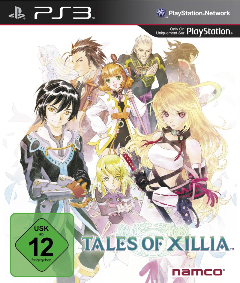 Das Anime-RPG Tales of Xillia ist ab sofort für Playstation 3 in Euro