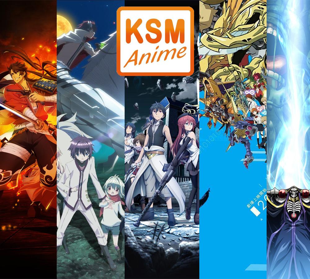 KSM Anime gibt Einblicke auf sein neues Anime Programm für 2019
