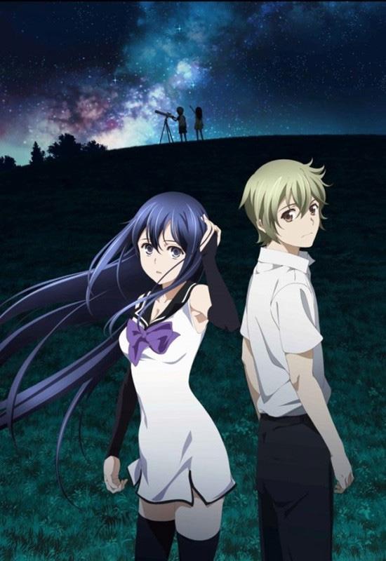 Zur Serie Brynhildr in the Darkness startet im April 2014 die Anime Ad