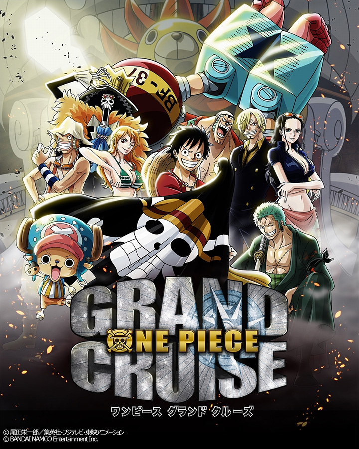 One Piece Grand Cruise für PlayStation VR angekündigt