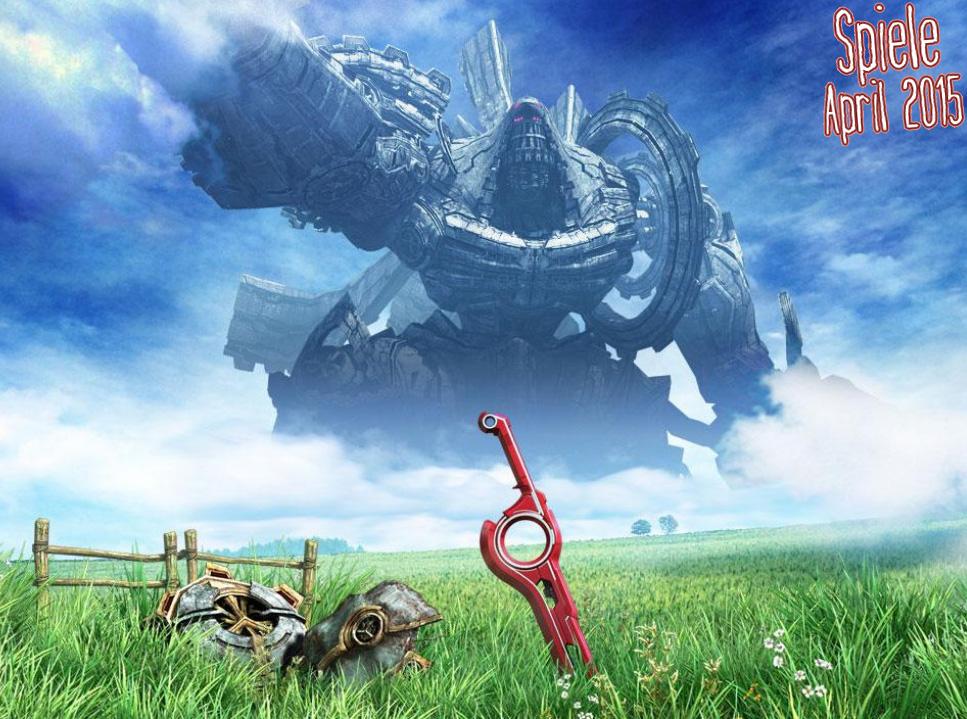 April 2015: Spiele Monatsübersicht