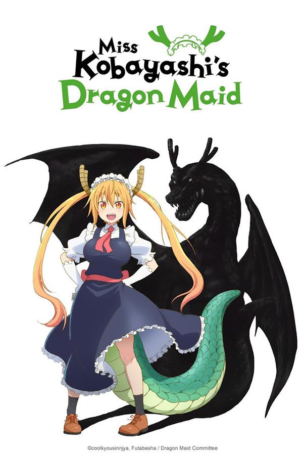 OVA zur fantastischen Komödie Miss Kobayashi's Dragon Maid von Kyoto