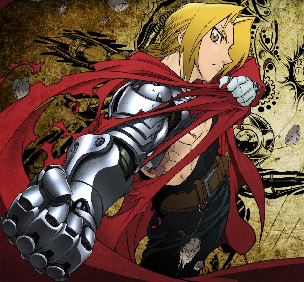 KSM hat Interesse für die 64-teilige TV-Serie Fullmetal Alchemist: Br
