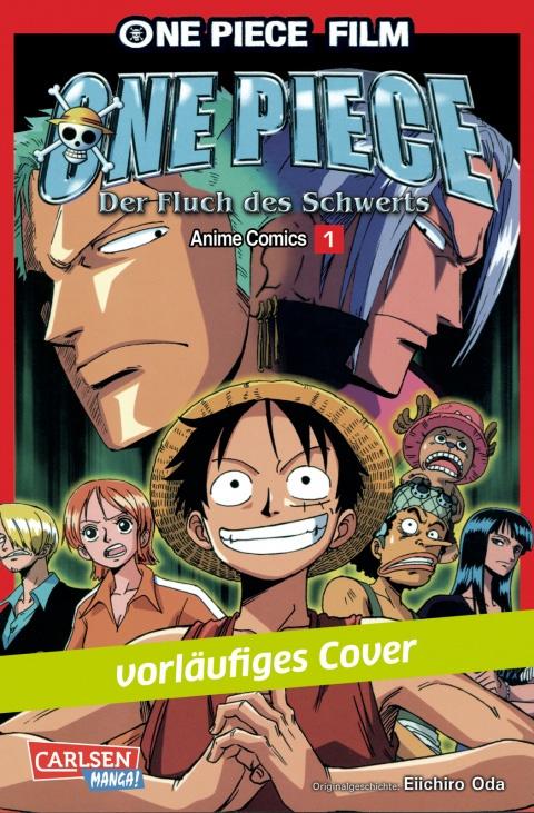 One Piece: Fluch des heiligen Schwerts