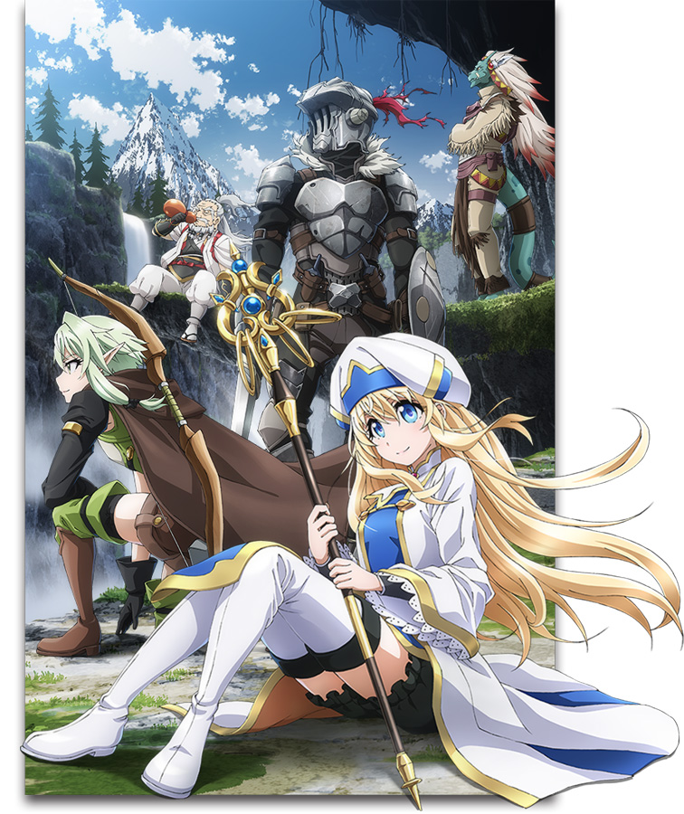 Goblin Slayer! - Nach der Light Novel und der Manga Adaption folgt im