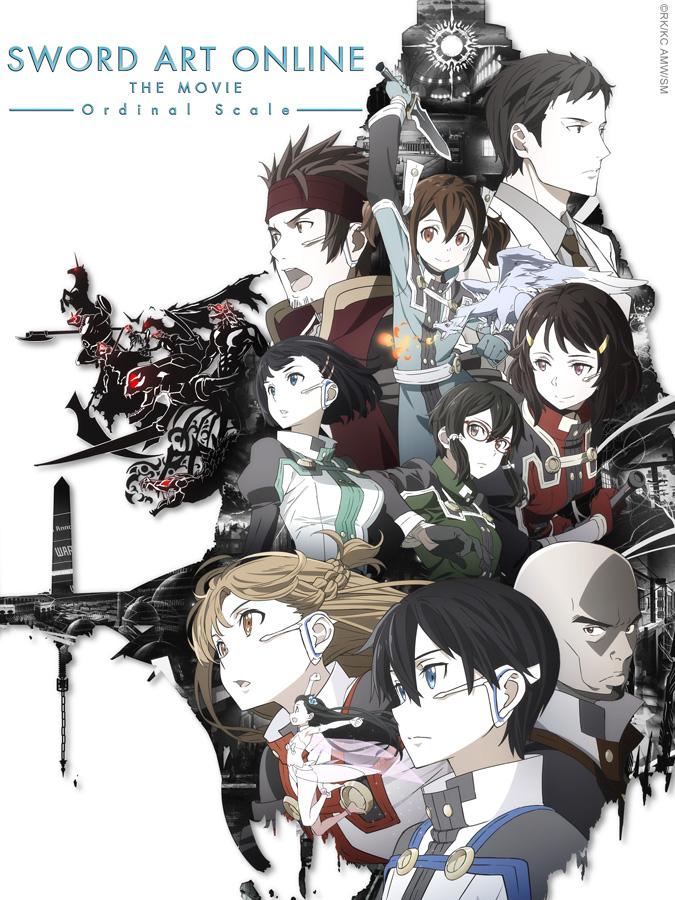 Animax zeigt die VoD-Premiere des Sci-Fi-Kinohits Sword Art Online –