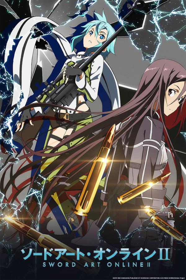 Sword Art Online II startet ab August 2018 auf ProSieben MAXX