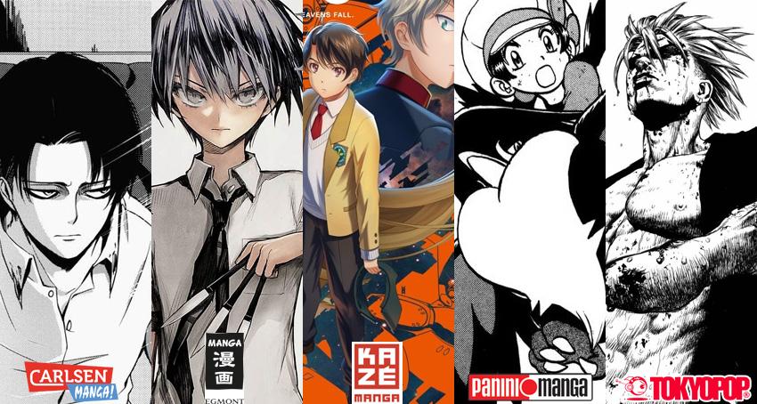 Mai 2015: Manga Monatsübersicht