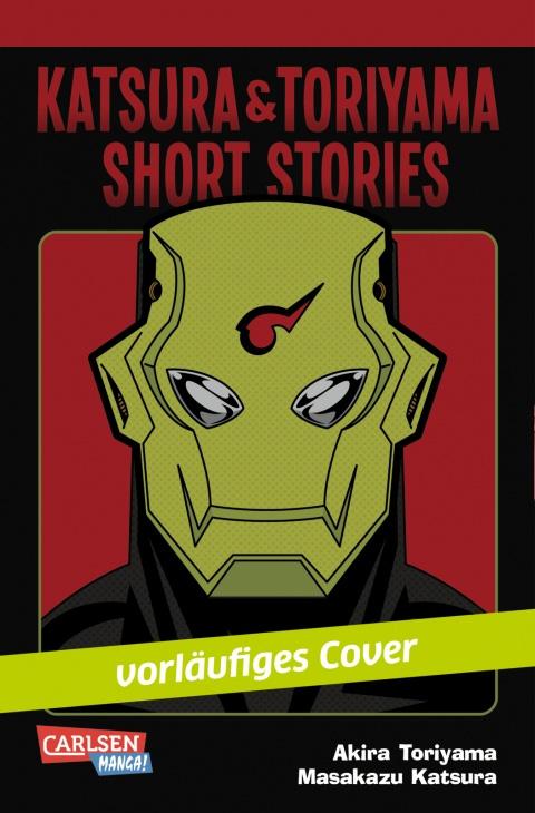 Katsura x Toriyama Short Stories