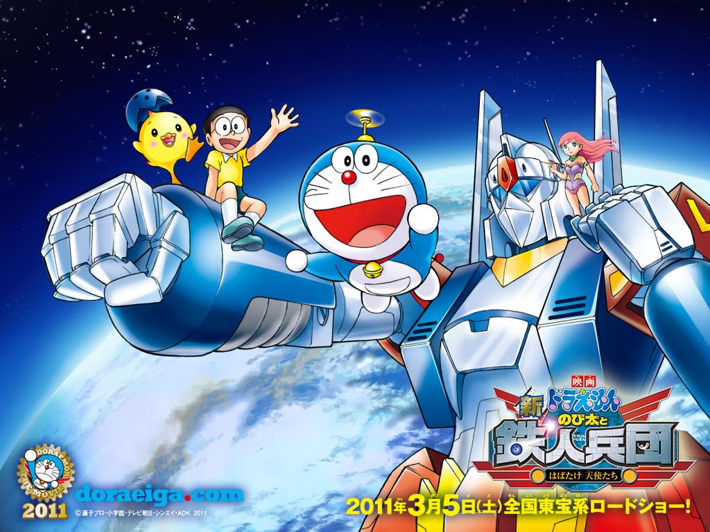 Neuer Doraemon Film am 5. März 2011