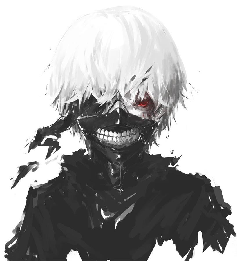 Der Tokyo Ghoul Anime geht nächstes Jahr 2018 in die dritte Runde