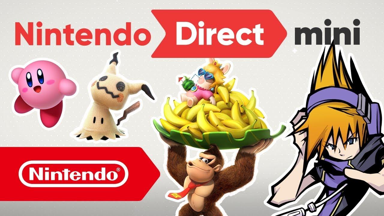 Nintendo startet ins Frühjahr 2018 mit Dark Souls, Donkey Kong, Kirby